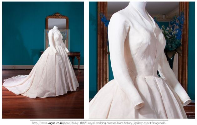 Vintage Wedding Dress Custom Style