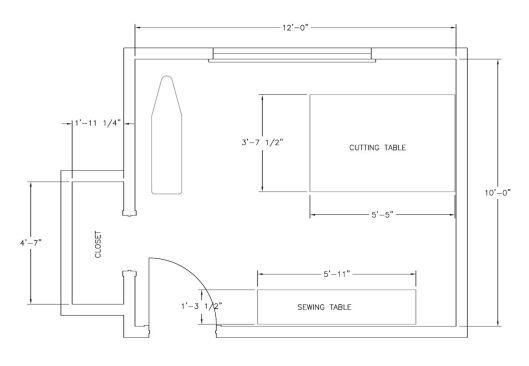 sewing room design plans plans diy tree bench plans