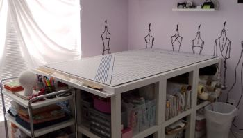 Build your own ironing table custom style my sewing space the sequel watchthetrailerfo