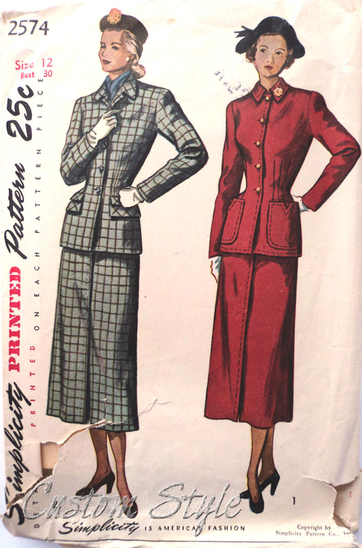Suit Patterns For Womens Pattern Design Inspiration