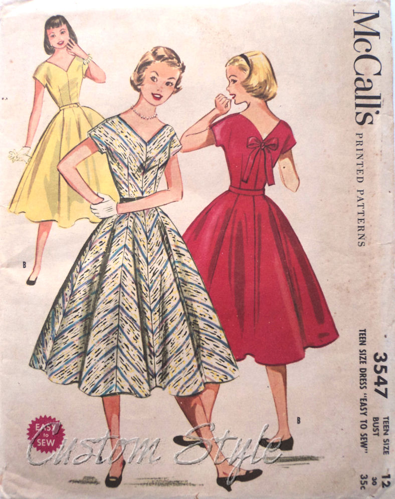 1950s Fashion Custom Style