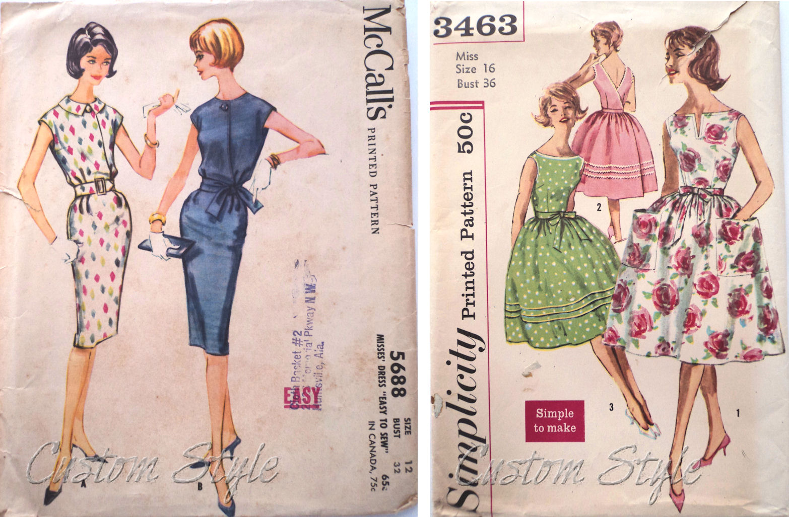 Dating simplicity sewing patterns, jenna harrison lesbian clip