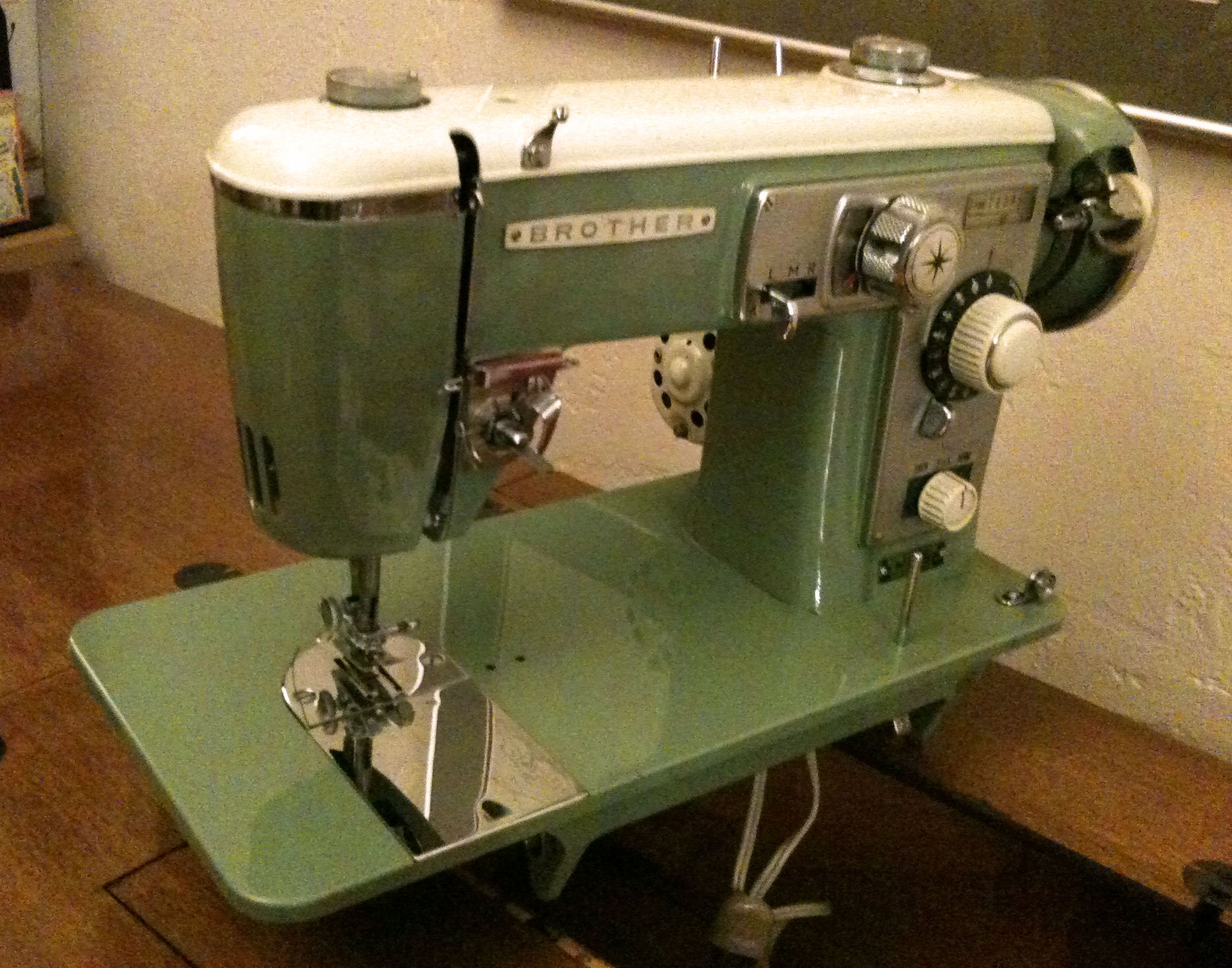 Sewing Machine Serendipity | Custom Style