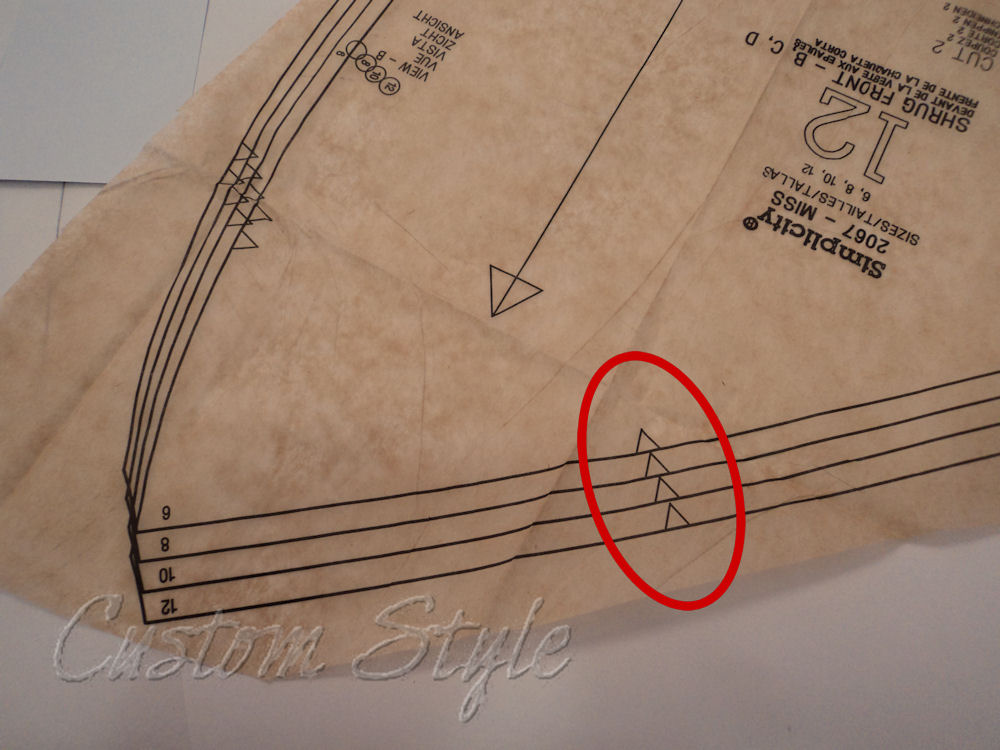 Sewing Tip The Easy Way To Cut Notches Custom Style