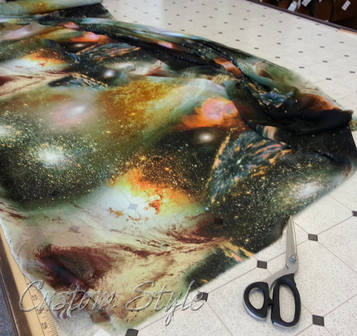 Lint balls of my life plus a little giveaway custom style for Outer space material