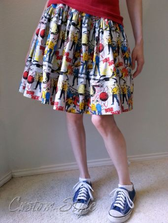 Star-Trek-TOS-Print-Skirt