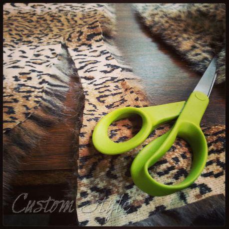Cutting-Fur-Fabric