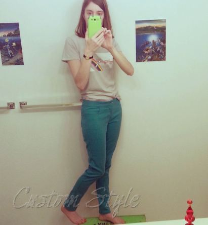 Mirror-Shot-of-Teal-Pants