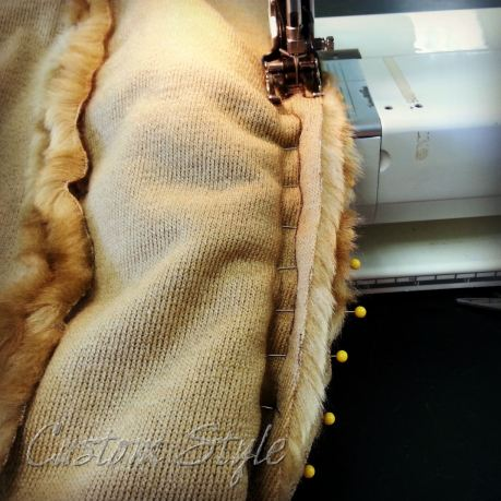 Sewing-Fur-Fabric