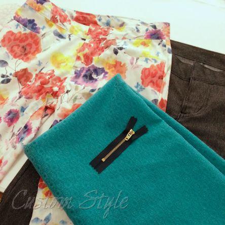 Stretch-Jacquard-Fabric