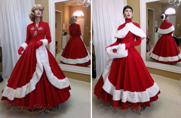 31-White-Christmas-Dresses-Front-and-Back